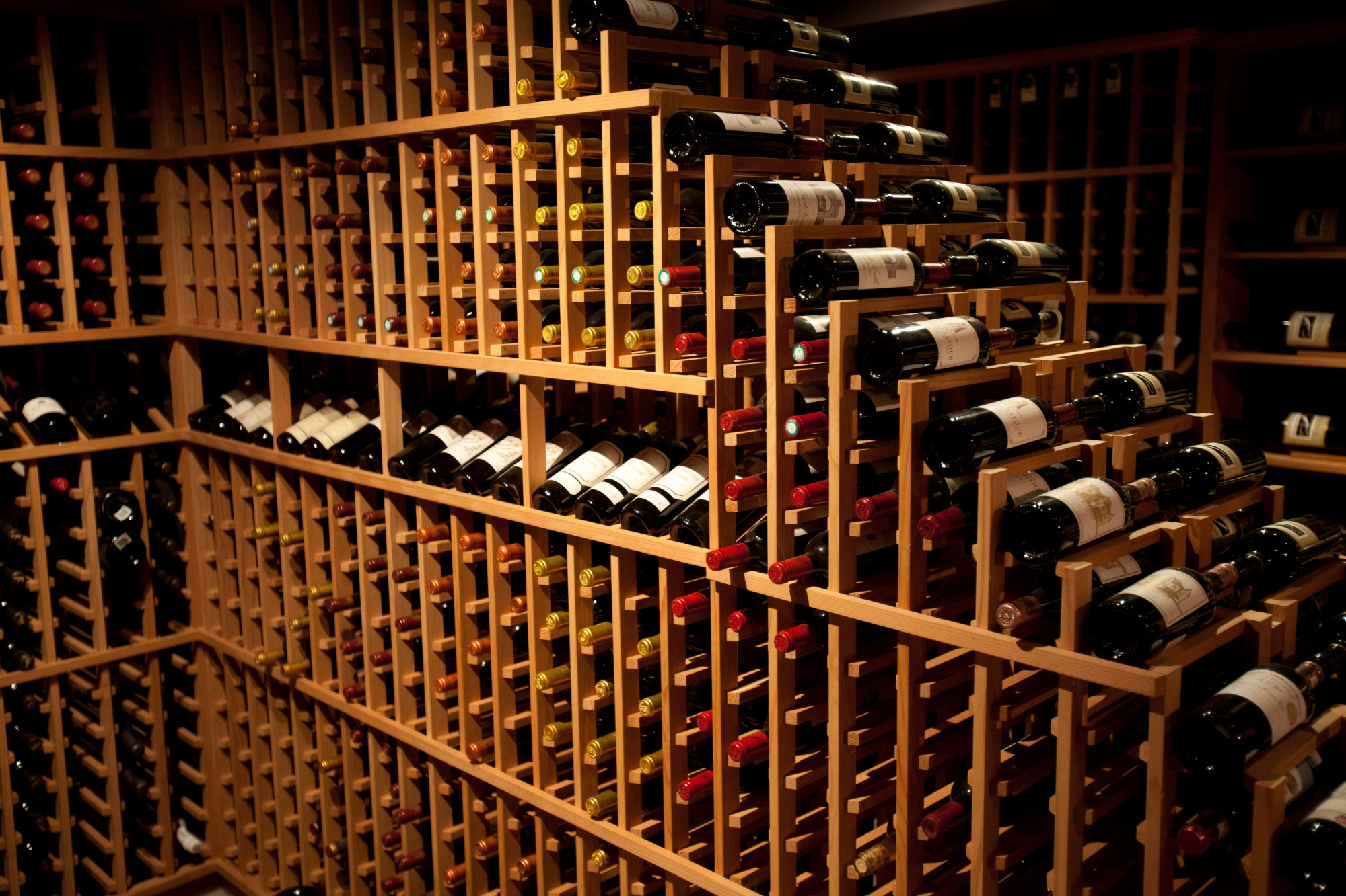 Tips in building a wine cellar