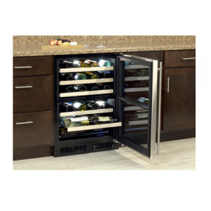 Marvel 24″ High Efficiency Dual Zone Wine Cellar