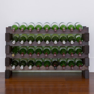 Modularack 4×9, 36 Bottle, Stained