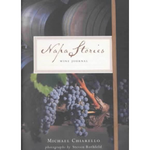 Napa Stories Wine Journal