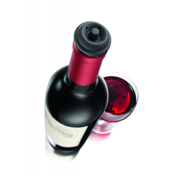 Vacuvin Wine Saver Stainless Steel Gift Set-273