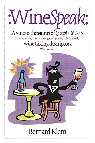 WineSpeak: Wine Tasting Descriptors-240
