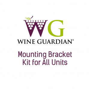 Wine Guardian Mounting Bracket Kit