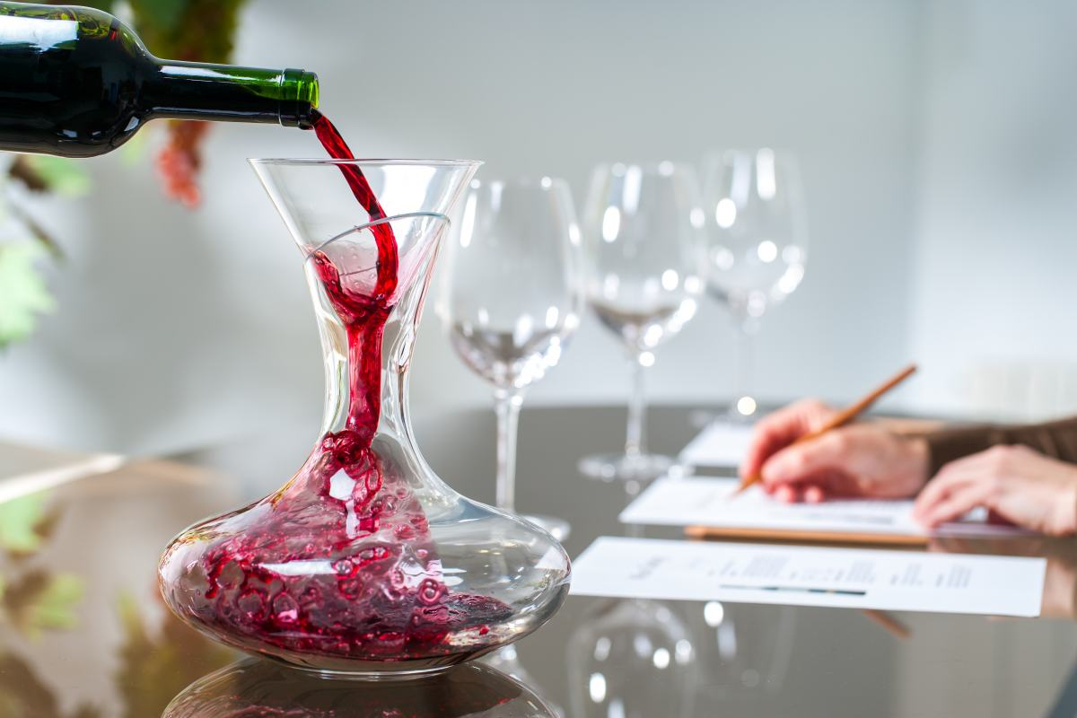Wine Taste Like a Pro! (Look, Swirl, Smell, Sip, Spit…well maybe not Spit!)