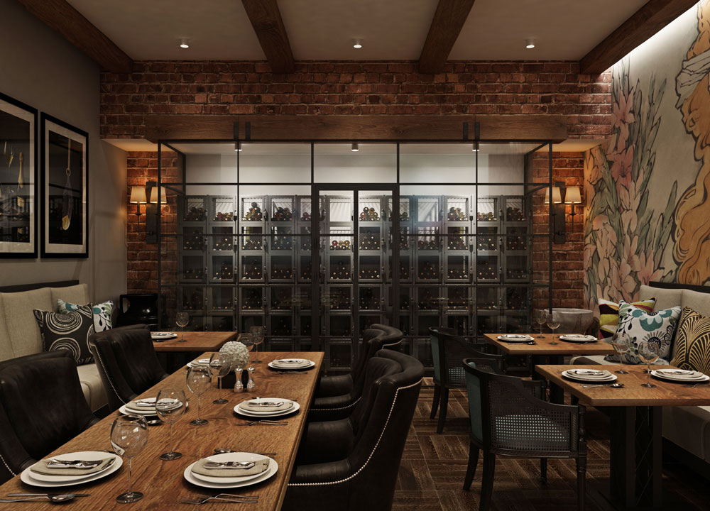 The Locker Trend for Restaurants is real and awesome!
