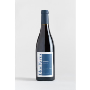 2018 BlueFarms Pinot Noir, Carneros              .