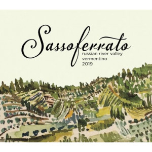 2019 Sassoferrato Vermentino, Russian River Valley