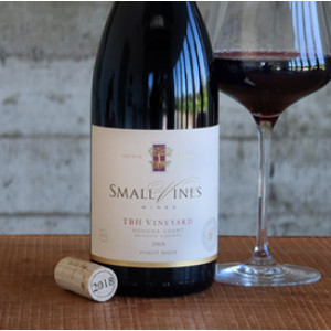 2016 Small Vines TBH Vineyard Sonoma Coast Pinot Noir