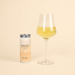 Maker Wine Chenin Blanc by Colleen Clothier (1 can)